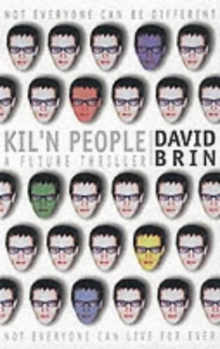 Kil'n People By David Brin