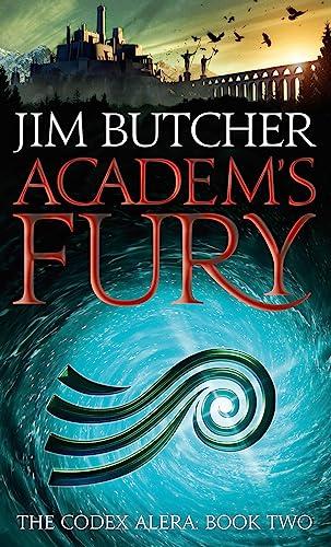 Academ's Fury By Jim Butcher