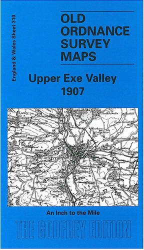 Upper Exe Valley 1907 By Richard Oliver