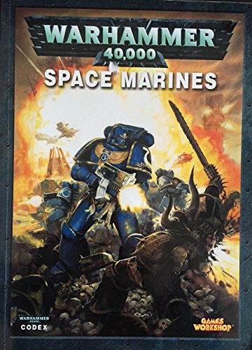 Codex Space Marines by
