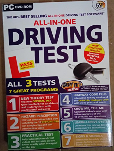 All-in-one Driving Test By Uknown