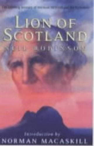 Lion of Scotland By Neil Robinson