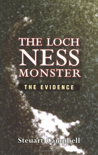 The Loch Ness Monster By Steuart Campbell