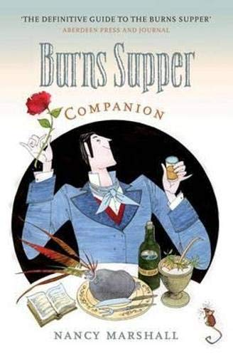 The Burns Supper Companion By Nancy Marshall