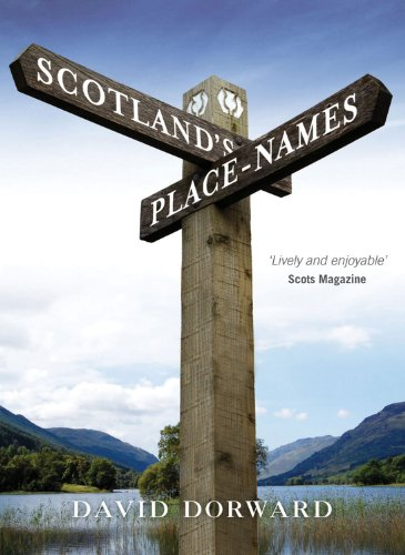 Scottish Place-names by David Dorward