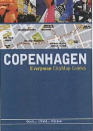 Copenhagen EveryMan MapGuide By Everyman