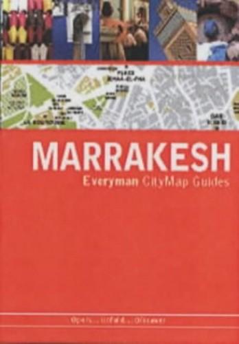 Marrakesh EveryMan MapGuide By everymn