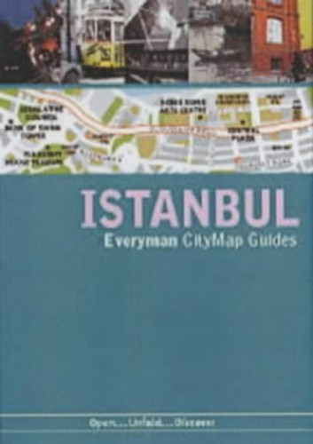 Istanbul City MapGuide By Everyman