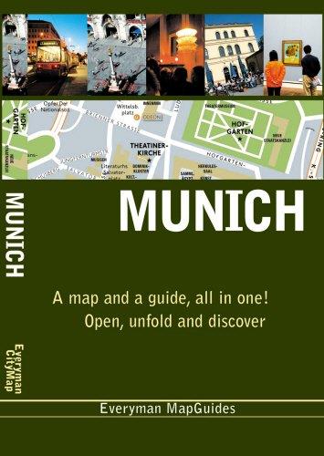 Munich City MapGuide By Everyman