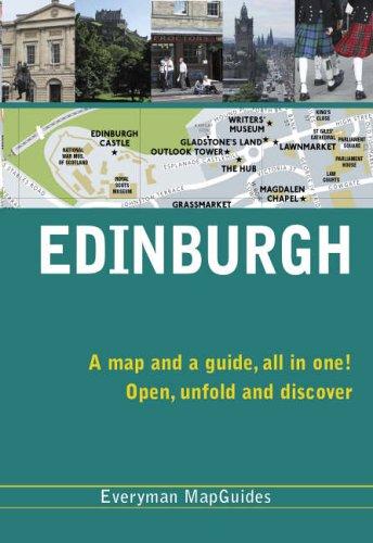 Edinburgh Everyman MapGuide By Everyman