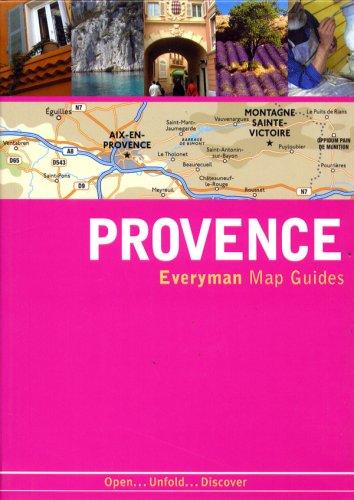 Provence City MapGuide By Everyman
