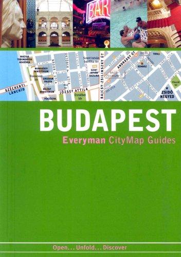 Budapest EveryMan MapGuide By Everyman