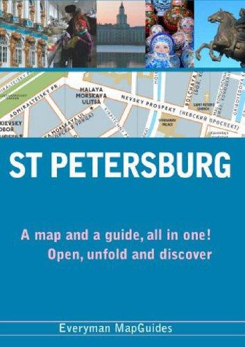 St Petersburg City MapGuide By Everyman