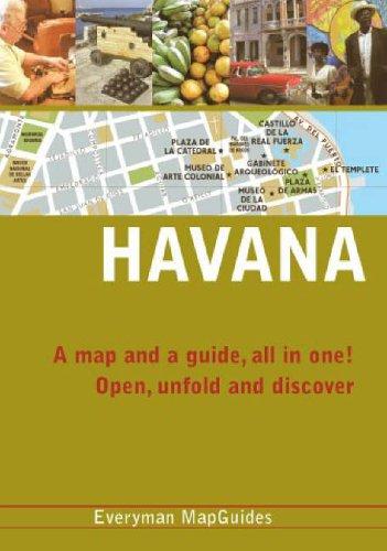 Havana City MapGuide By Everyman