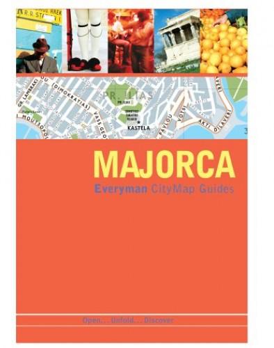 Majorca EveryMan MapGuide By Everyman