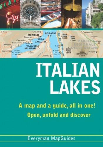 Italian Lakes EveryMan MapGuide By Everyman