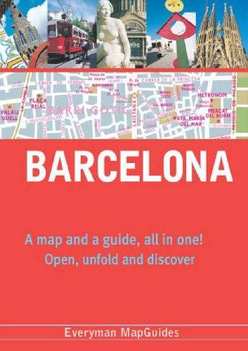 Barcelona EveryMan MapGuide