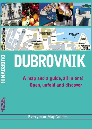 Dubrovnik Everyman MapGuide By Everyman