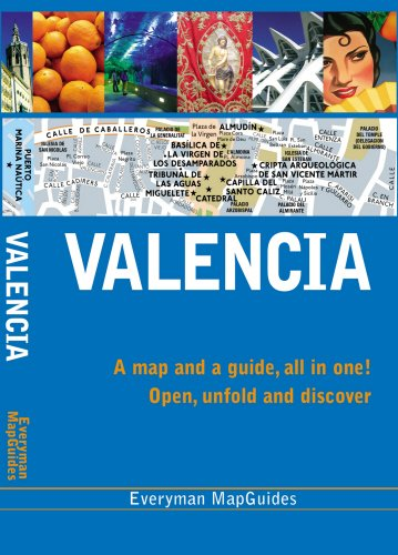 Valencia EveryMan MapGuide By Everyman