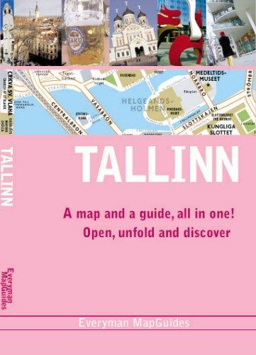 Tallinn Everyman MapGuide By Everyman