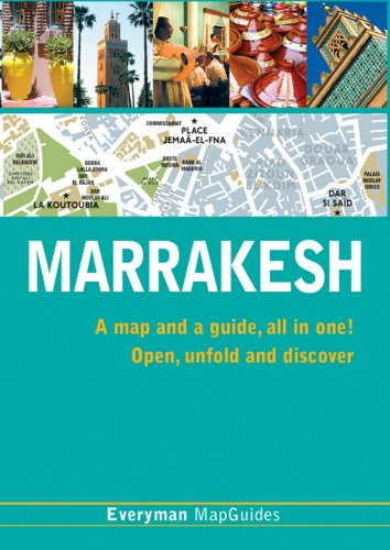 Marrakesh Everyman MapGuide By Everyman