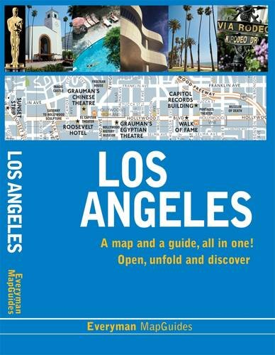 Los Angeles Everyman Mapguide By Everyman