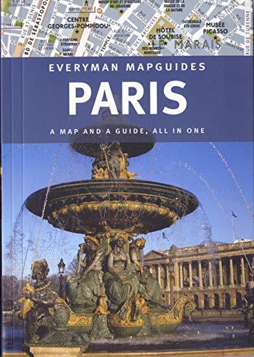 Paris Everyman Mapguide 2013 By Everyman