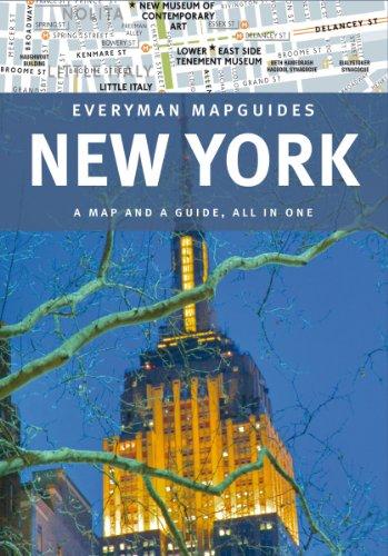 New York Everyman Mapguide By Everyman
