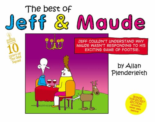 The Best of Jeff and Maude by Allan Plenderleith