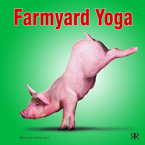 Farmyard Yoga By Willow Creek Press