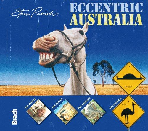 Eccentric Australia By Steve Parish