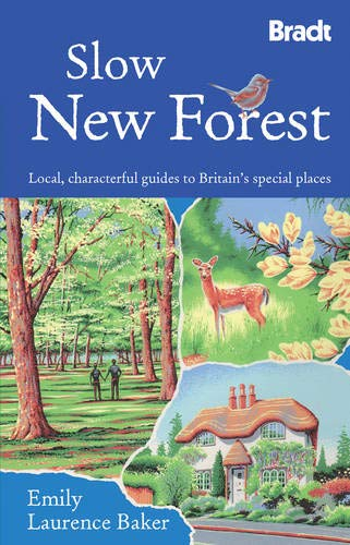 Slow New Forest By Emily Laurence Baker