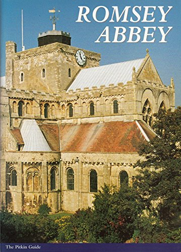 Romsey Abbey by Judy Walker