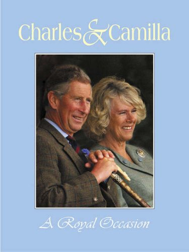 CHARLES AND CAMILLA By Gill Knappett