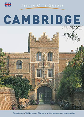 Cambridge City Guide - English By Annie Bullen
