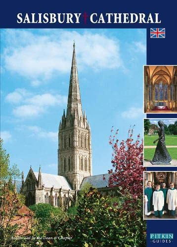 Salisbury Cathedral Guidebook By Pitkin