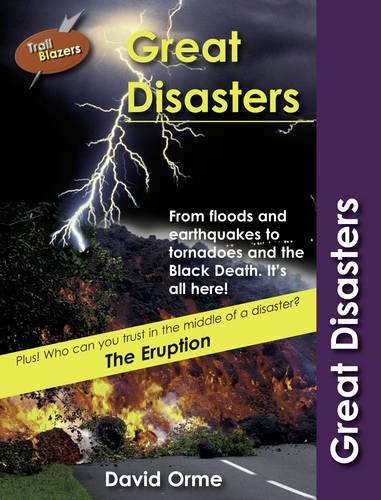 Great Disasters: Set Eight (Trailblazers) By David Orme