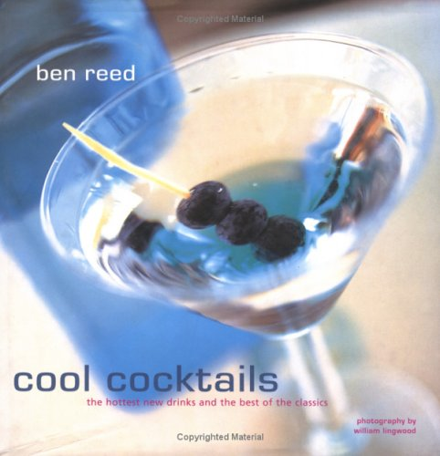 Cool Cocktails By William Lingwood