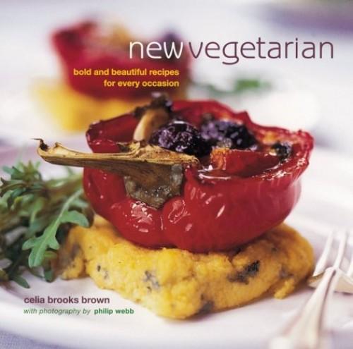 New Vegetarian By Celia Brooks Brown