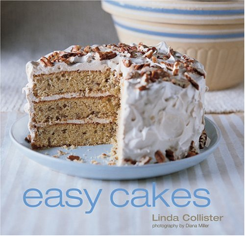 Easy Cakes By Linda Collister