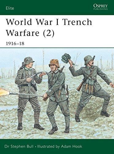 World War I Trench Warfare By Stephen Bull