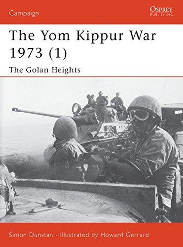 The Yom Kippur War 1973 By Simon Dunstan