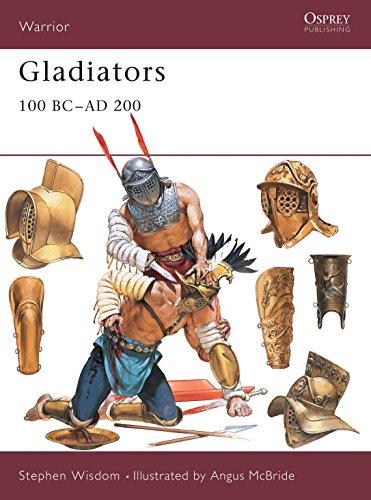 Gladiators By Stephen Wisdom