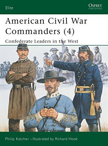 American Civil War Commanders By Philip Katcher