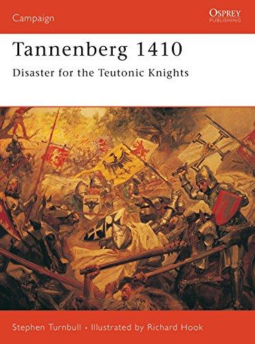 Tannenberg 1410 By Stephen Turnbull