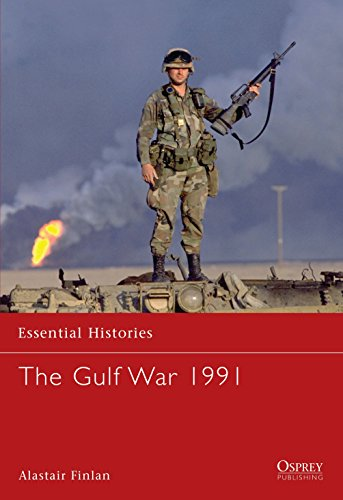 The Gulf War 1991 by Alistair Finlan