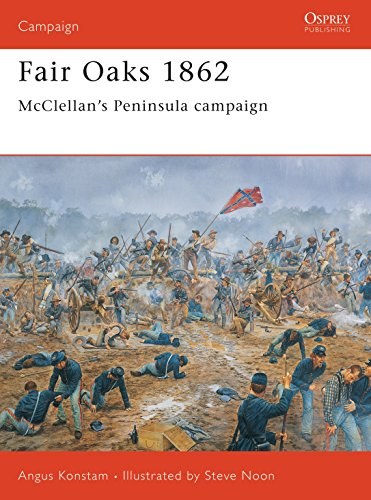 Fair Oaks 1862 By Angus Konstam