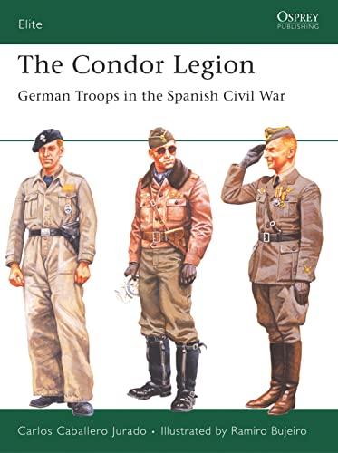 The Condor Legion By Carlos Caballero Jurado