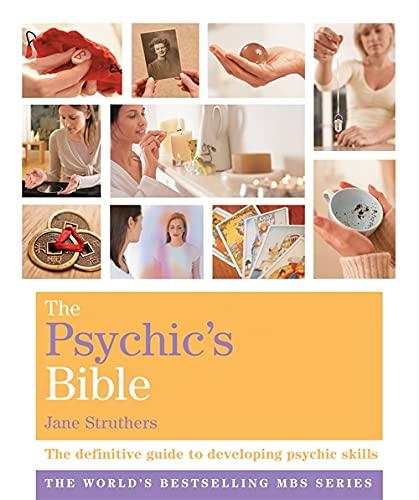 The Psychic's Bible: Godsfield Bibles by Jane Struthers