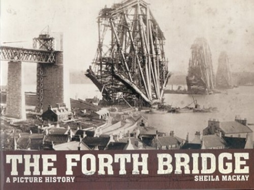 The Forth Bridge By Sheila Mackay